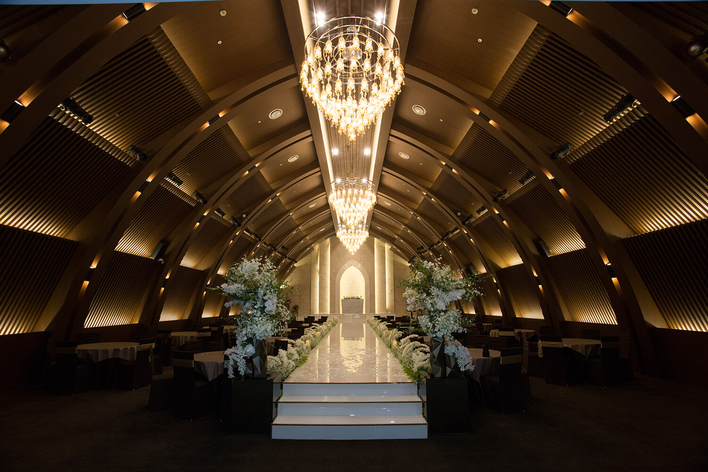 인천웨딩컴퍼니(IWC) 벨라루체 웨딩홀